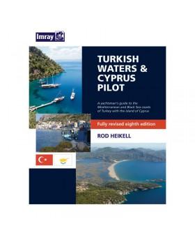 Πλοηγικός Οδηγός Μεσογείου, ``Τουρκία και Κύπρος``, Imray