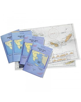 Πλοηγικός Χάρτης, No14, Βορειοδυτικό Αιγαίο