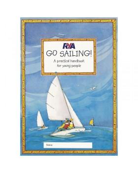 Βιβλίο Ιστιοπλοΐας ``Go Sailing``, RYA