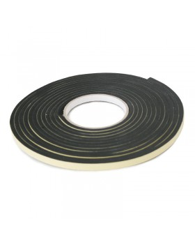 Ταινία Νεοπρενίου ``Aerostop``, 3m x 19mm x 3mm, μαύρη