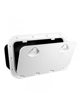 CLASSIC Θυρίδα Αποθήκευσης, Λευκή, 355x600mm