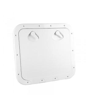 CLASSIC Πορτάκι με Κλειδαριά, Λευκό, 463x517mm