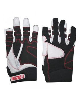 Γάντια ιστιοπλοΐας Amara, 2δαχτ. κομμ. - XXL