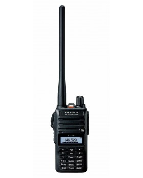 FT-25R - VHF 2 Meter Mono Band FM Handheld Transceiver