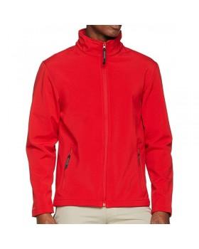 Μπουφαν Regatta 681 3 Layer Softshell Red