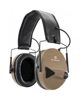 Ωτοασπίδες Ηλεκτρονικές OPSMEN-EARMOR M-30 Tan