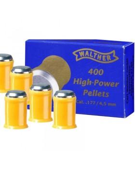 Βλήματα Walther High Power 4.5mm