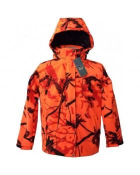 Αετος Τζάκετ Αδιάβροχο Πορτοκαλί