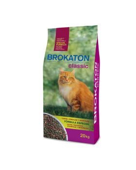 Brokaton-Classic Cat 20kg