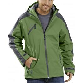 Αδιάβροχο Μπουφάν Splash Jacket 1496 πράσινο/γκρί ΤΖΑΚΕΤ-ΜΠΟΥΦΑΝ