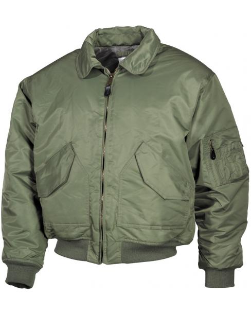 Μπουφάν FLY 03752 Green