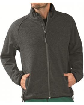 Shade Fleece Jacket 3742 Μαύρο/Γκρί