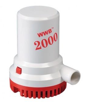 Αντλία Σεντίνας WWB 2000-12V