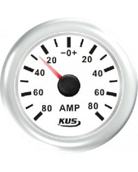 Αμπερόμετρο 80Α Με Αισθητήρα Inox
