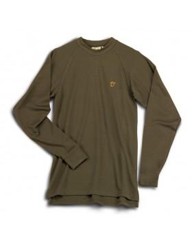 Ισοθερμική Μπλούζα Toxotis Χακί 090T