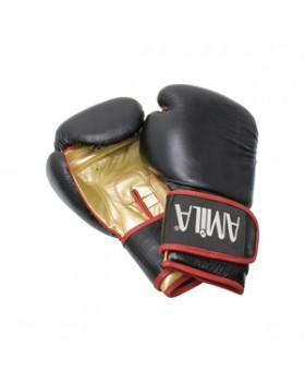 Γάντια Πυγμαχίας Από Δέρμα Και PU
