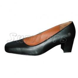 Survivors-Παπούτσια υπηρεσίας δερμάτινα - Γόβα γυναικεία ΑΡΒΥΛΑ