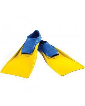Πέδιλα Long Floating Fin Blue Yellow (33-35)