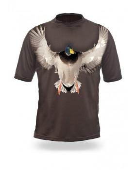 T-Shirt Wild Boar 3D
