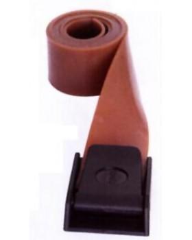 Ιμάντας Nylon Apnea Με Πόρπη Latex 3mm