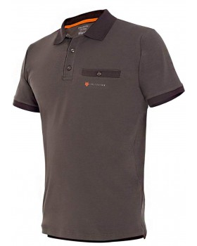 Hunting Polo Shirt DGT Cotton Short