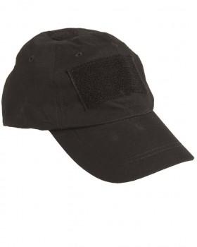 Mil-Tec-Καπέλο Μαύρο Rip Jockey