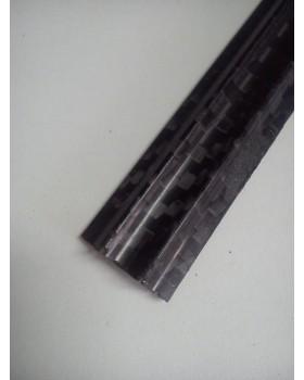 Οδηγός βέργας Carbon 100cm Για Σωλήνες 28 Και 30cm