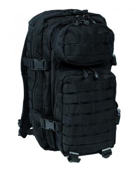 Mil-Tec-Σάκος Πλάτης Assault SM Tactical 20 Λίτρων - Μαύρος