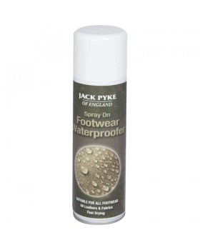 Jace Pyke-Σπρέι Αδιαβροχοποίησης Footwear Waterproofer