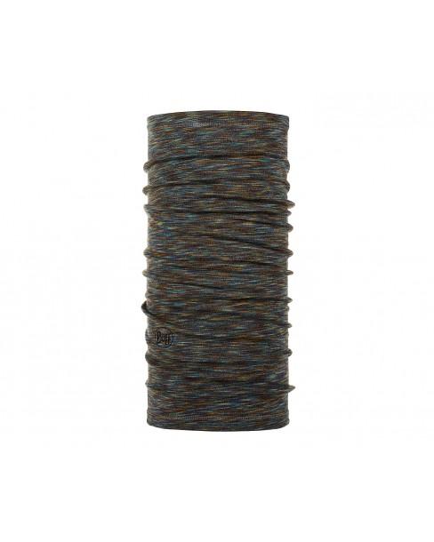 Buff® Fossil Multi Stripes Lightweight Merino Wool