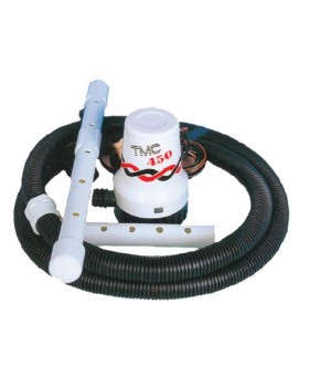Αντλία Οξυγόνωσης Πολλαπλών Χρήσεων 12V(Σέτ) TMC