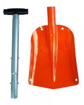 Mil-Tec-Ρυθμιζόμενο - Συναρμολογούμενο Φτυάρι Διάσωσης με Σάκο Μεταφοράς