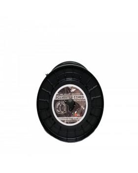 Arcofil Μαύρο Σχοινί Polyester 2,0mm/50m