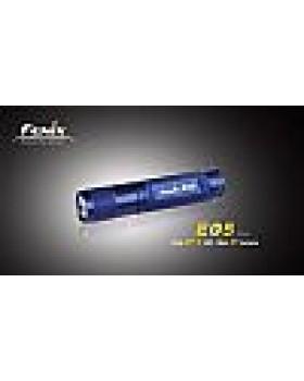 Φακός Fenix E05 LED Flashlight Blue