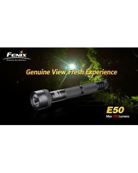 Φακός Fenix E50 XM-L (T6) LED Flashlight