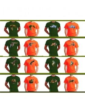 Must Hunt T-Shirt Κοντομάνικο Με Στάμπα