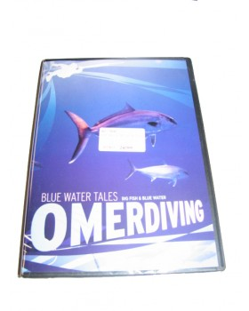 Omer -DVD Blue Water Tales Big Fish & Blue Water Omer Diving