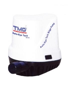 Πλήρως Αυτόματη Αντλία Σεντίνας 500 24 V GPH-TMC