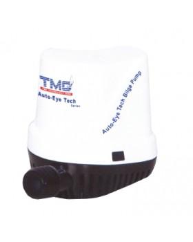 Πλήρως Αυτόματη Αντλία Σεντίνας 1000 12 V GPH-TMC