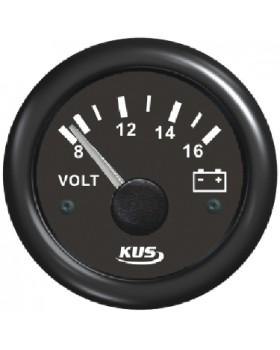 Βολτόμετρο 8-16 V