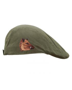 Must Hunt-Τραγιάσκα Κέντημα Κεφάλι Αγριογούρονο