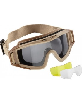 Elite Force-Μάσκα  Mission Goggles MG 200 F.D.E.