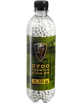 Βλήματα Airsoft bbs 6mm 0.30gr Premium Selection