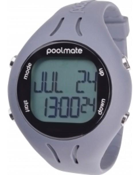 Ρολόι Swimovate Poolmate2 Grey Rubber Strap