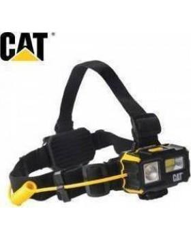 Φακός κεφαλής 4 λειτουργιών COB LED 120 & 250 Lumens CT4120 CAT® LIGHTS