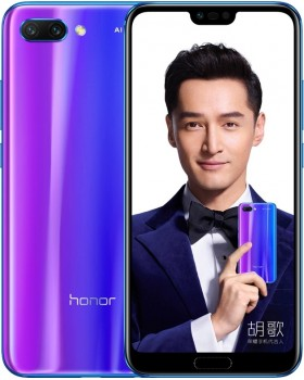 Huawei Honor 10 4GB/64GB Dual Sim Black