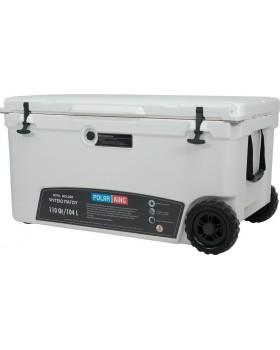 Ψυγείο Πάγου Rotomolding 110Qt Roller - Polar King 31606
