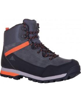 Αδιάβροχα Μποτάκια Berg Shoes Olo Grey 80094