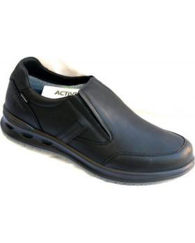 Παπούτσι Casual Grisport Αδιάβροχο 43021 Μαύρο