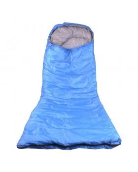 Μονός Υπνόσακος Με Κουκούλα 204x73cm - Sleeping Bag